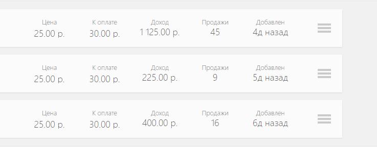 2000 рублей в день на Рессел-Комплектах   [Infoclub.PRO]