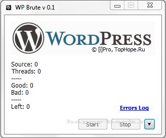 Wordpress Brute
