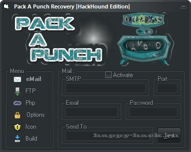 Pack a Punch Recovery