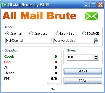 All Mail Brute