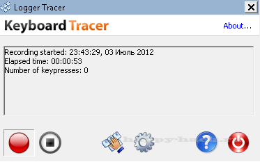 Keyboard Tracer 1.91