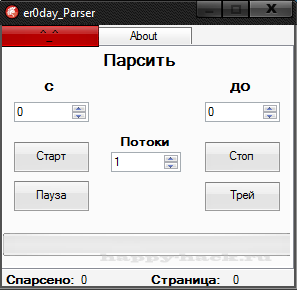 parser by rif