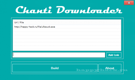 Chanti Downloader