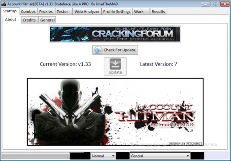 Account Hitman 1.33