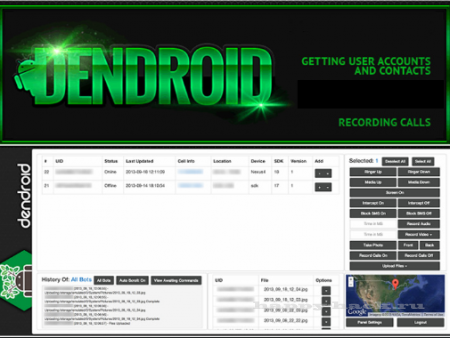 Dendroid Android